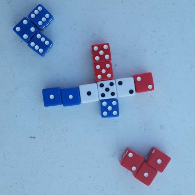 dice game using 6 dice